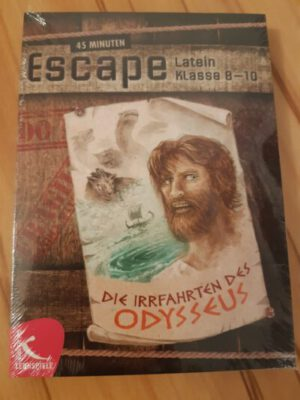 45 Minuten Escape Ronald Hild